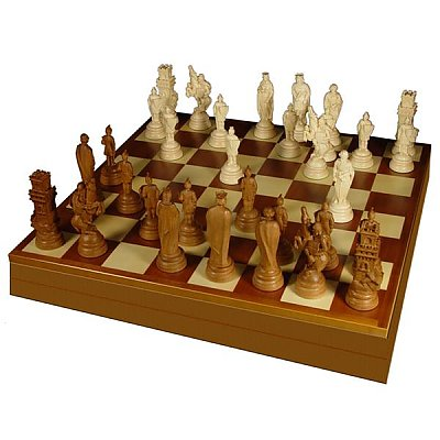 Chess snd other games