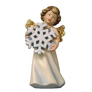 6367 - Mary Angel with snowflake