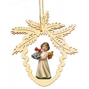 6949 - Fir cone with angel bells