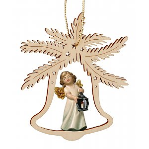 7053 - Bell with angel lantern