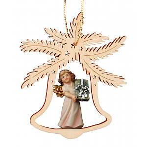 7058 - Bell with angel present