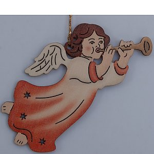9605 - Laser - Angel with trombone 10 pcs