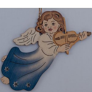 9606 - Laser - Angel with violin 10 pcs