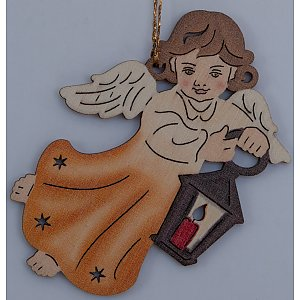 9611 - Laser - Angel with Lantern 10 pcs