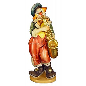 G1541 - Clown with saxophone
