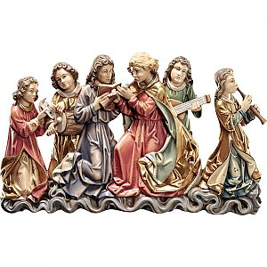 KD8200 - Relief angels playing