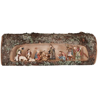 Nativity miniature sets - Mini-Nativity Salcher