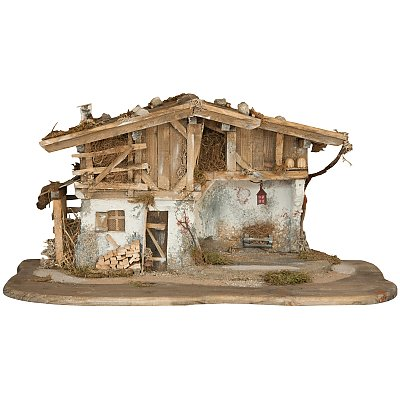 Tyrolian Stables for Nativity sets