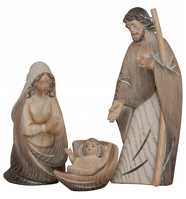 1801 - Holy Family - Morgenstern Nativity RUSTIKAL