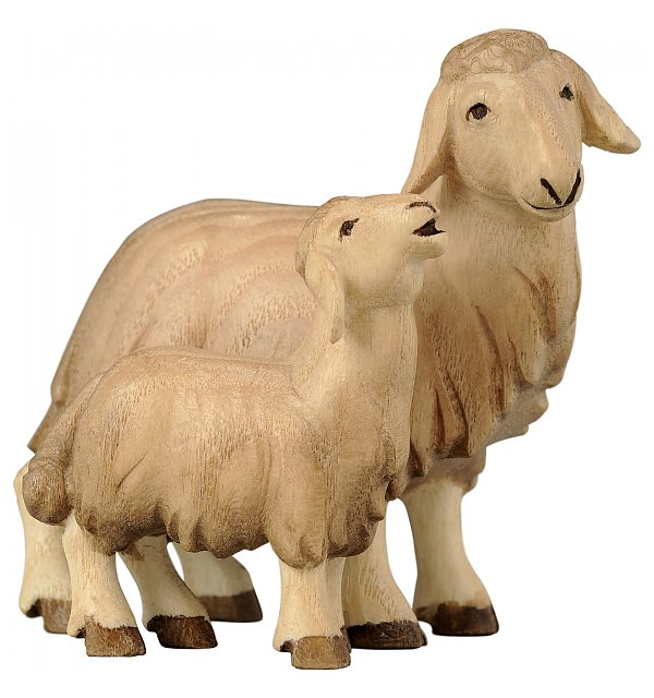 1855 - Sheep with lamb TON2