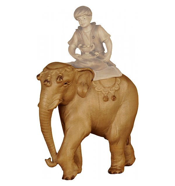 2610 - Elephant (without Mahout sitting) TON2