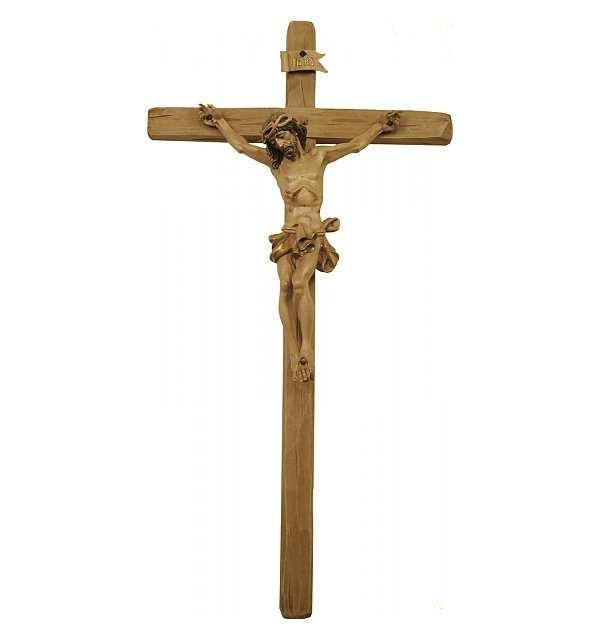 3060 - Baroque Crucifix with straight cross TON2
