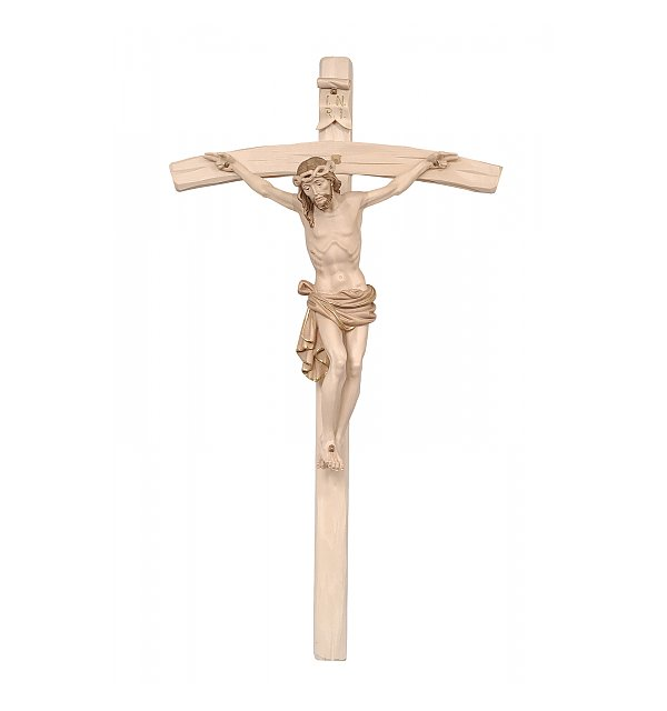 3163 - Dolomite Crucifix on curved cross TON2
