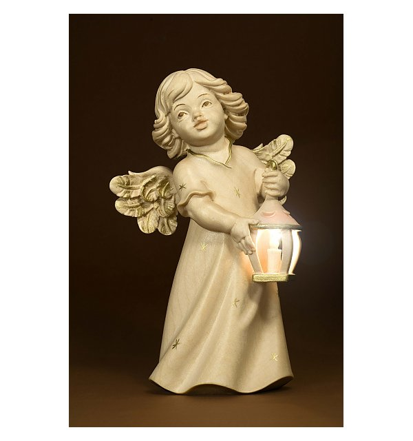 6212 - Mary angel with lantern and illumination GOLDSTRICH
