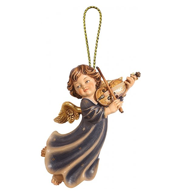 632G0 - Welcome-Angel with violin
