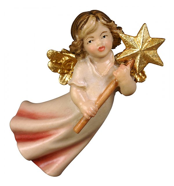 6373 - Mary Angel flying with star