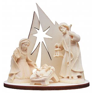 2718B - Holy Family Bethlehem with Morgenstern stable