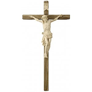 3167 - Dolomite Crucifix  made of lime wood