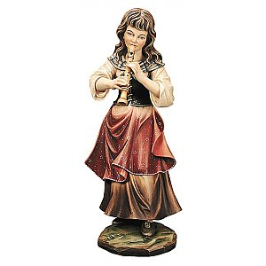 4160 - Flute player (lady)