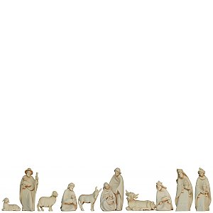 7311 - Miniatur Nativity set Morgenstern