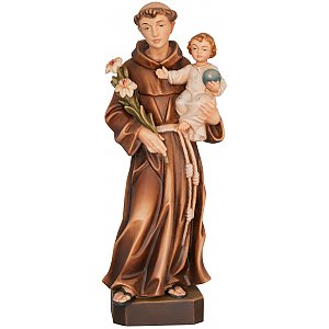 9993 - Saint Anthony with lily