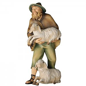 KD155009 - Herdsman with sheep