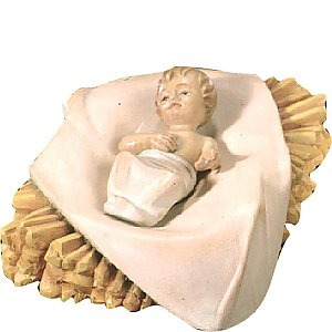 KD161003 - Jesus child with cradle 2000
