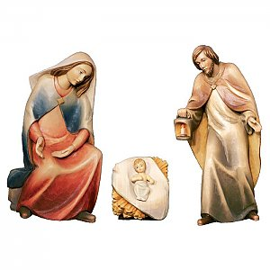 KD1610FA - Holy family 4 pieces